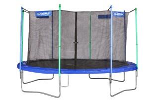 Hudora Gartentrampolin 305 cm mit Sicherheitsnetz Test
