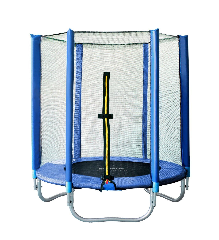 trampolin f r kleinkinder hier der testsieger. Black Bedroom Furniture Sets. Home Design Ideas