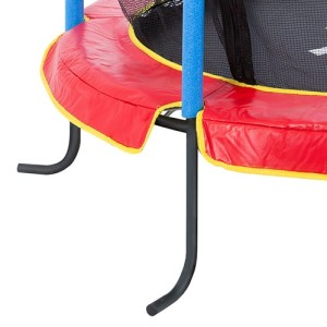 Stabile Füße des Kindertrampolin